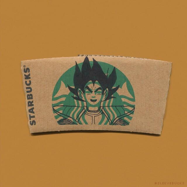 starbucks-cup-sleeve-art-pop-culture-characters-sleevebucks-1