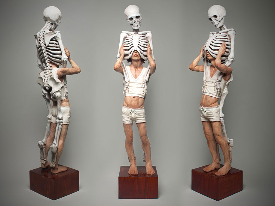 surreal-wooden-sculptures-yoshitoshi-kanemaki-27