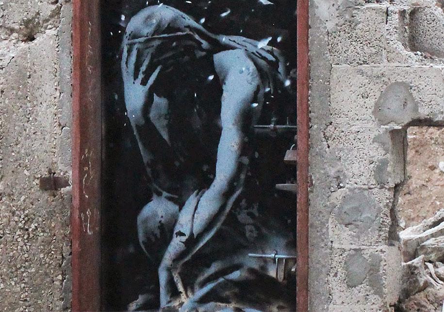 Israel-palestine-conflict-gaza-graffiti-banksy-3