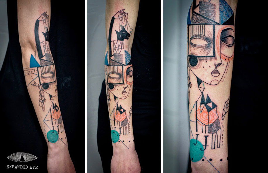 cubism-tattoos-expanded-eye-1