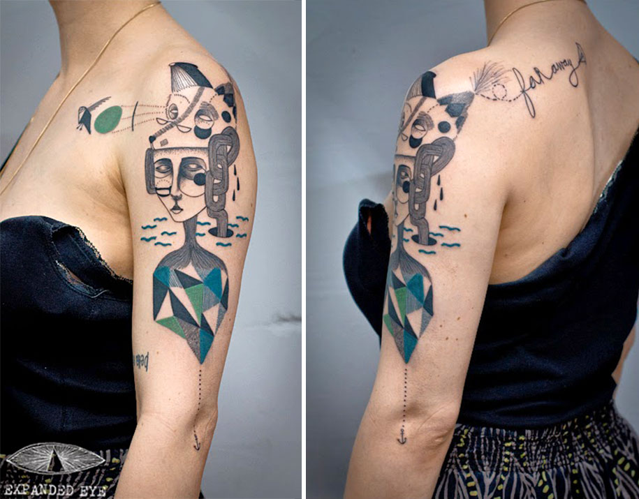 cubism-tattoos-expanded-eye-14