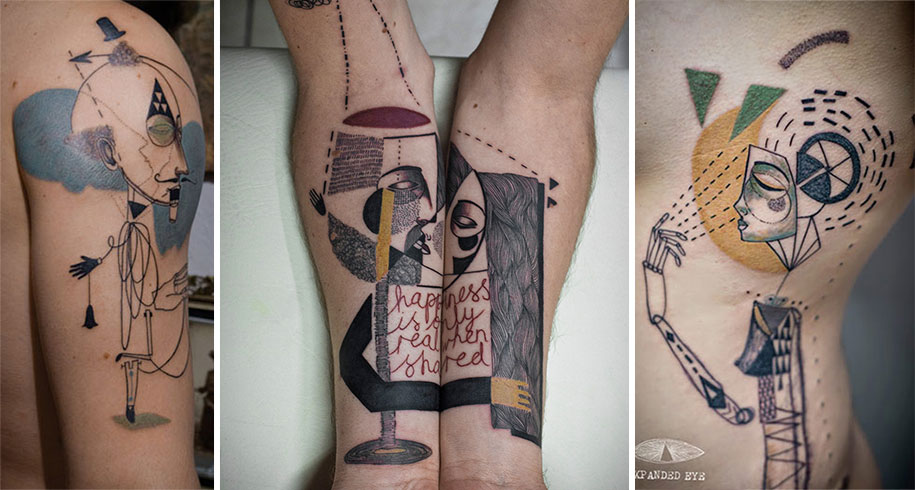 cubism-tattoos-expanded-eye-15