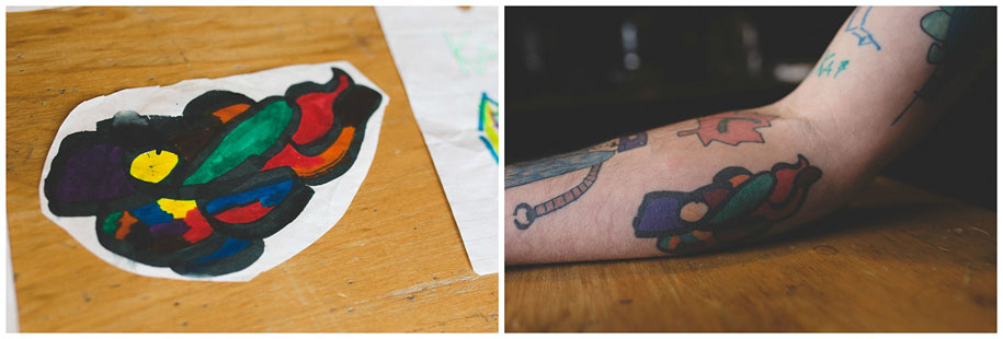 dad-tattoo-arm-son-drawings-keith-anderson-chance-faulkner-4