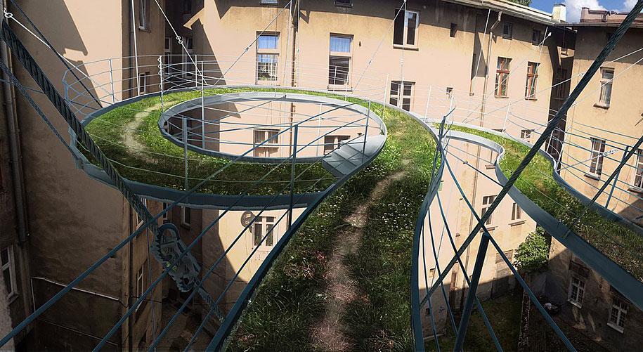 green-walkway-balkon-walk-on-zalewski-architecture-group-4