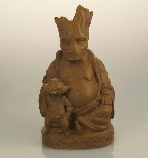 pop-culture-laughing-buddha-3D-printing-chris-milnes-4