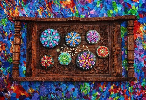 rock-art-mandala-stones-elspeth-mclean-canada-80