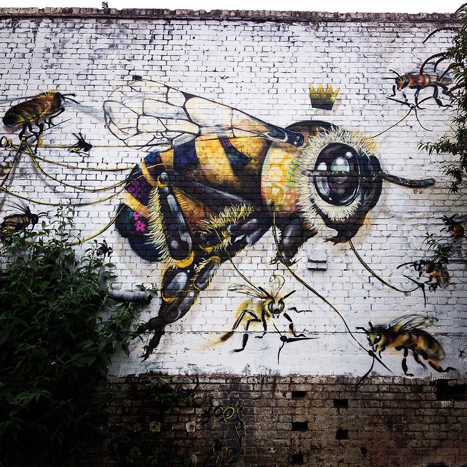 ecology-street-art-save-bees-louis-masai-london-05