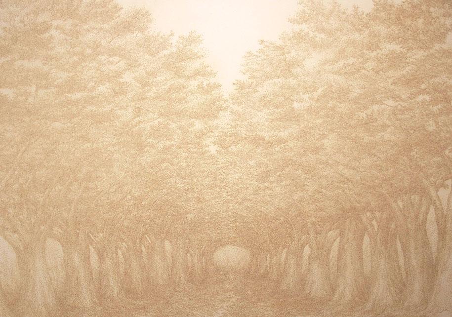 pointillism-incense-stick-burn-rice-paper-jihyun-park-6