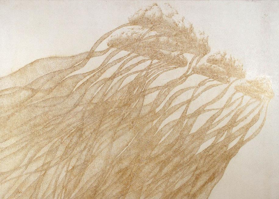 pointillism-incense-stick-burn-rice-paper-jihyun-park-9