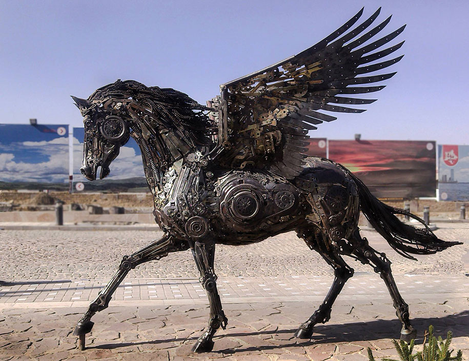 scrap-metal-steampunk-animal-sculpture-hasan-novrozi-25