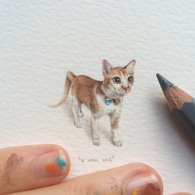 tiny-potluck-100-paintings-ants-lorraine-loots-15