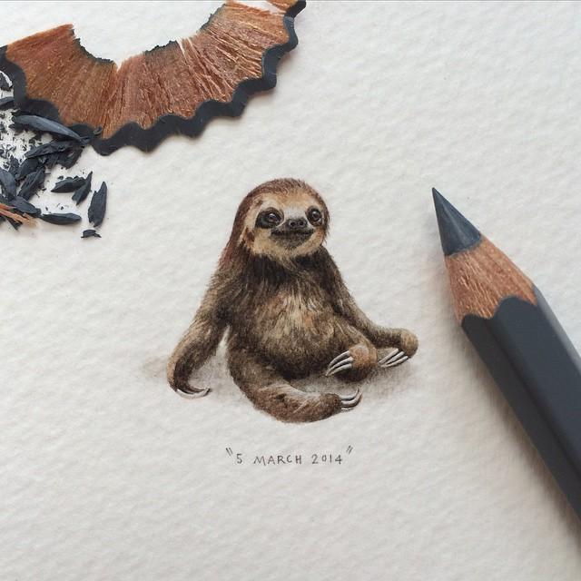 tiny-potluck-100-paintings-ants-lorraine-loots-22