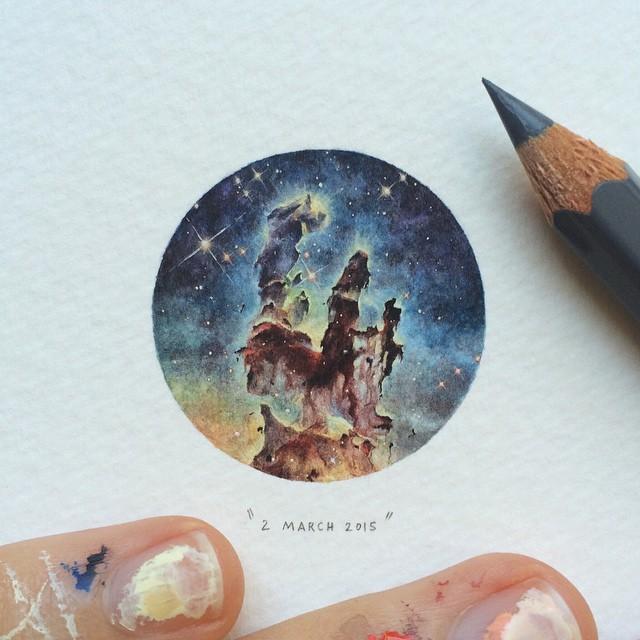 tiny-potluck-100-paintings-ants-lorraine-loots-24