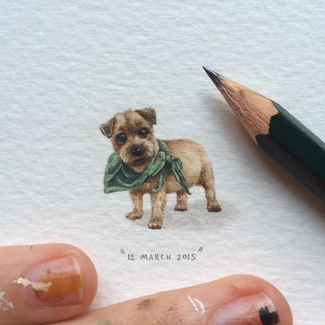 tiny-potluck-100-paintings-ants-lorraine-loots-29