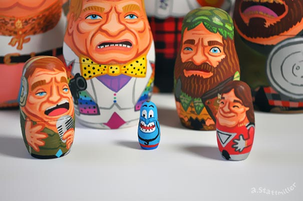 comedy-actor-tribute-robin-williams-nesting-dolls-andy-stattmiller-3