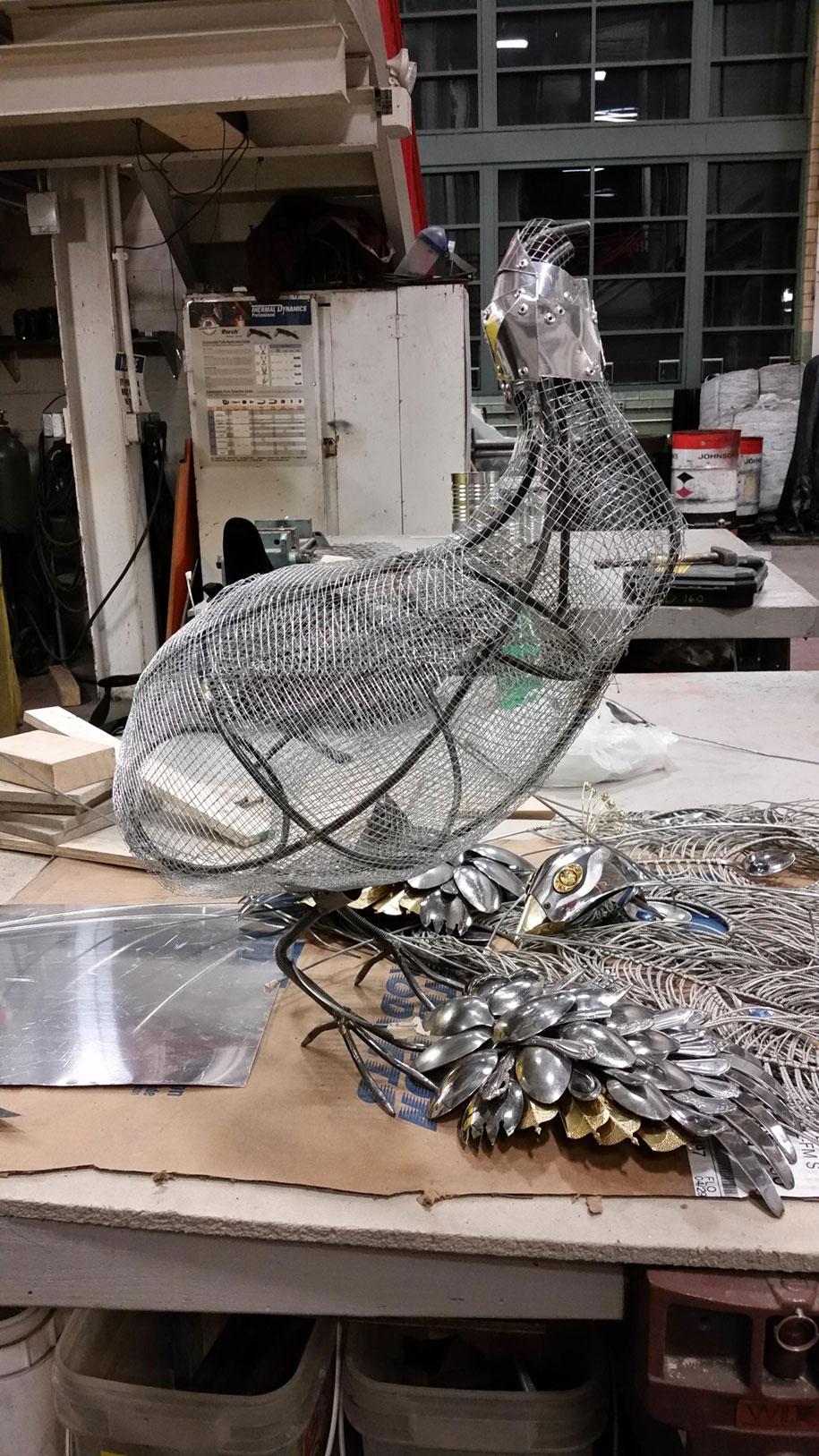 found-object-sculpture-metal-peacock-liddlenomnom-39