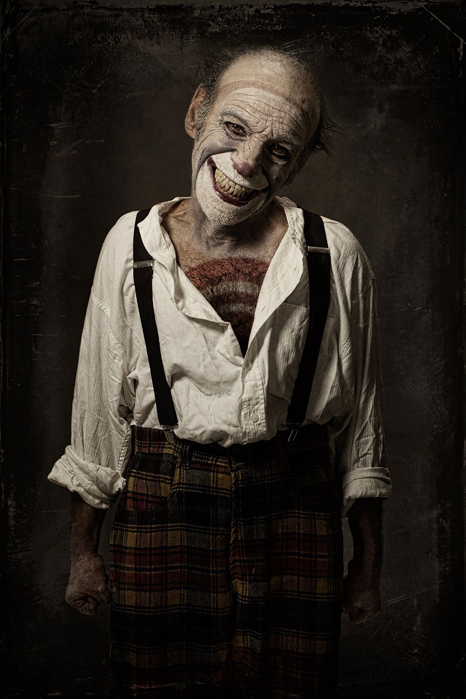 macabre-scary-clown-portraits-clownville-eolo-perfido-11