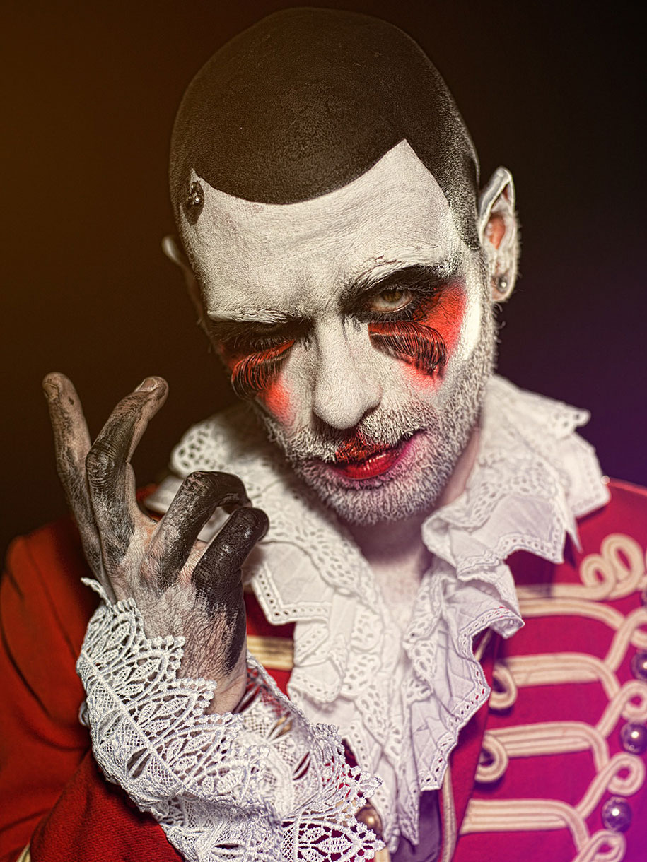 macabre-scary-clown-portraits-clownville-eolo-perfido-16