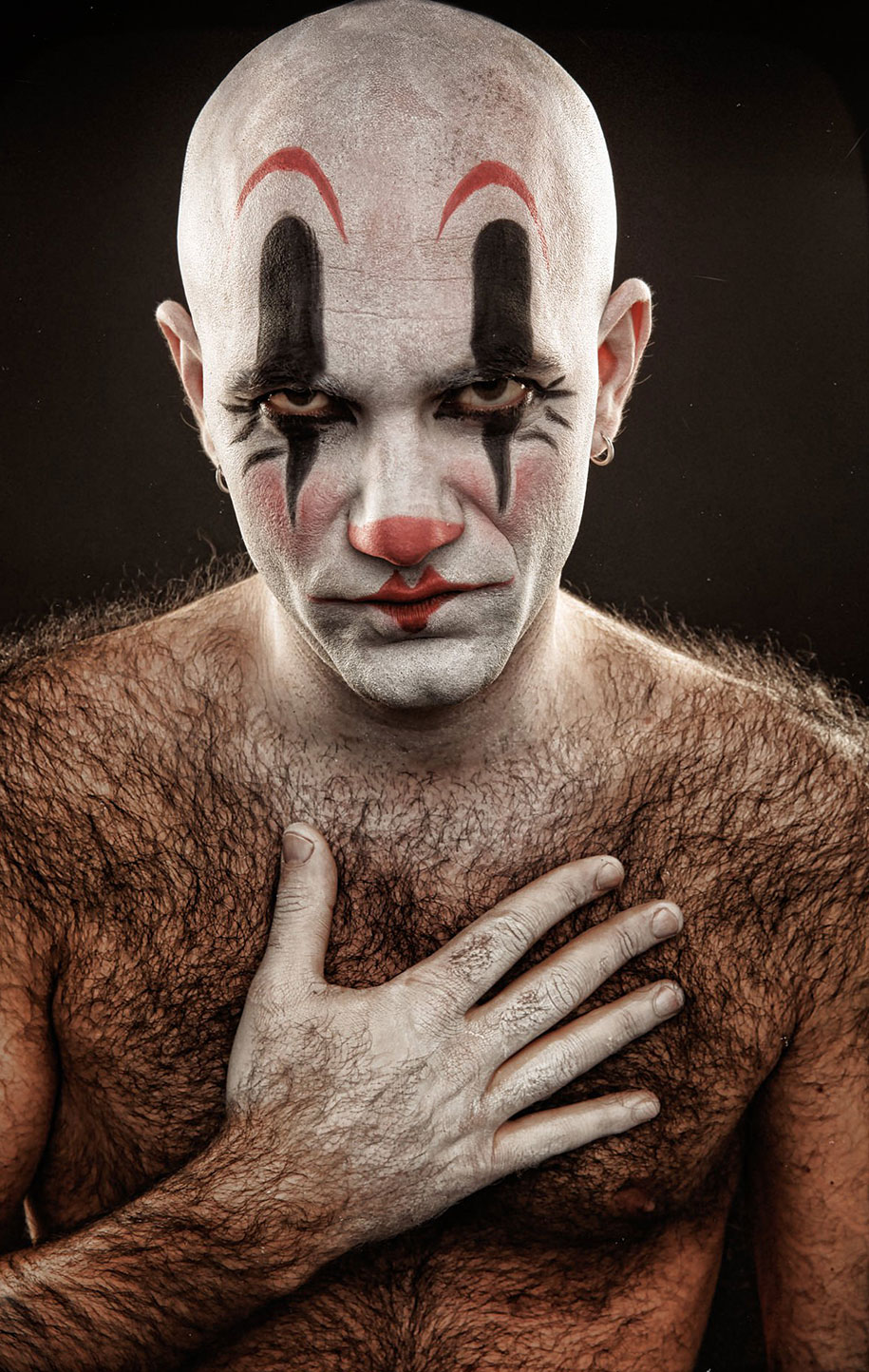 macabre-scary-clown-portraits-clownville-eolo-perfido-17