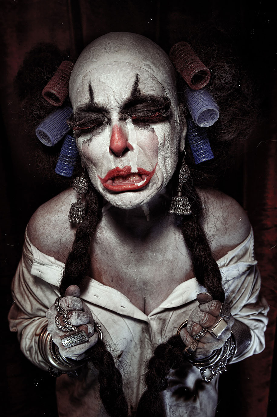 macabre-scary-clown-portraits-clownville-eolo-perfido-21