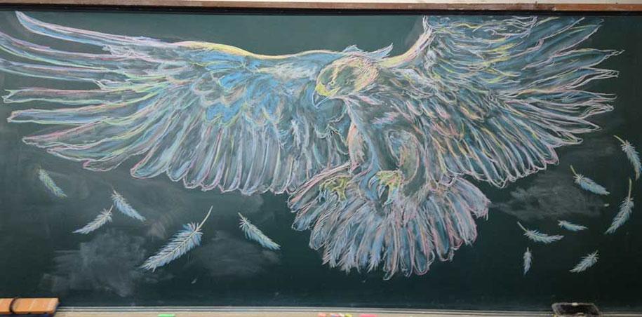 chalkboard-blackboard-art-highschool-nichigaku-japan-24