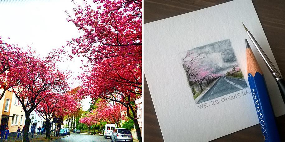 daily-instagram-inspired-art-drawings-tiny-spring-kasia-haldas-18