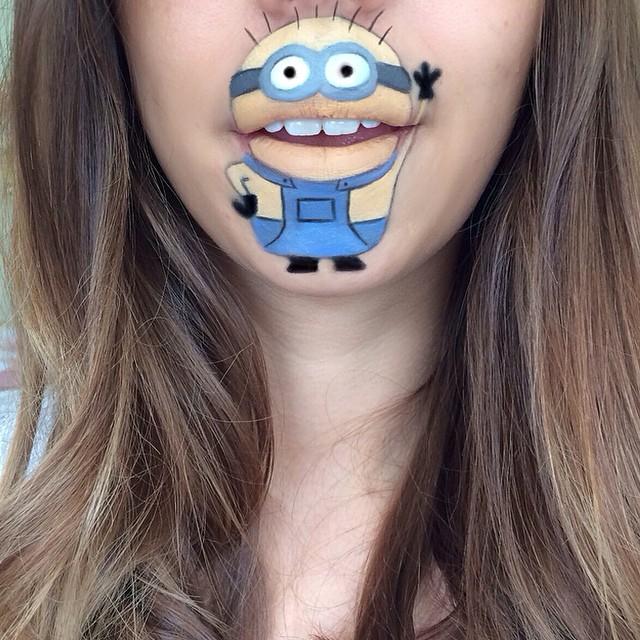 make-up-face-paint-cartoon-character-lips-laura-jenkinson-17