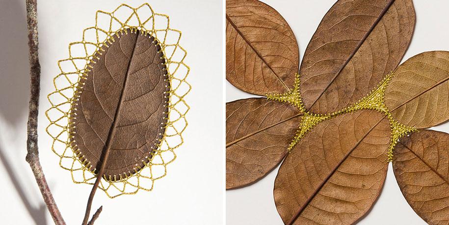 natural-art-leaves-crocheted-leaf-sculptures-susanna-bauer-13