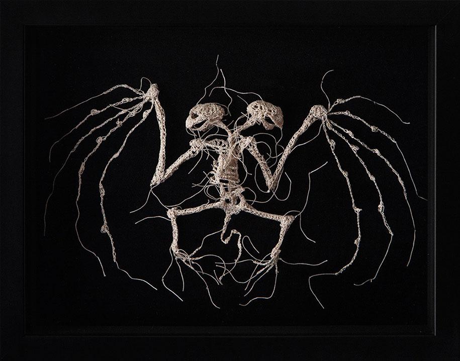 disturbing-crocheted-yarn-glue-animal-skeletons-caitlin-mccormack-8