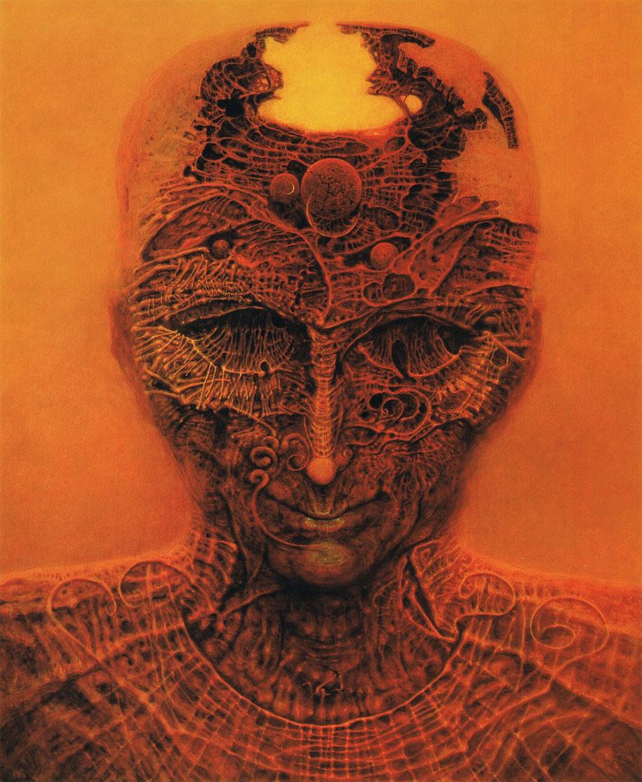 gothic-dystopian-postapocalyptic-surreal-paintings-zdzisław-beksinski-15
