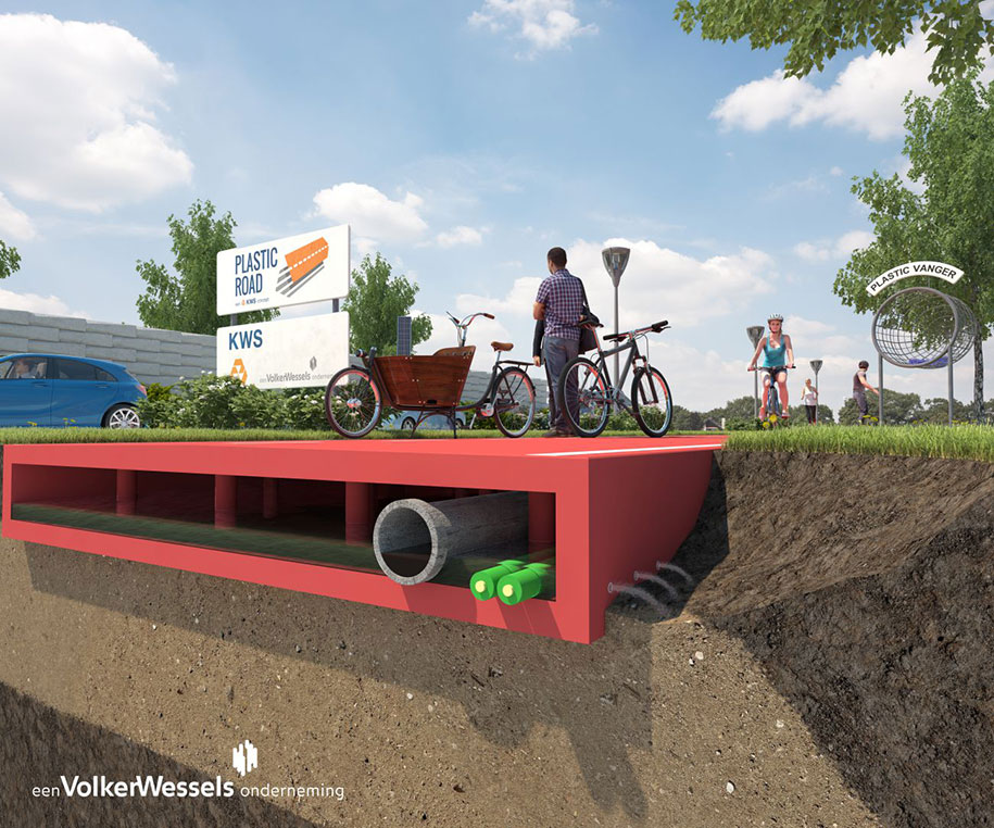 recycled-ocean-plastic-waste-road-plasticroad-volkerwessels-netherlands-2