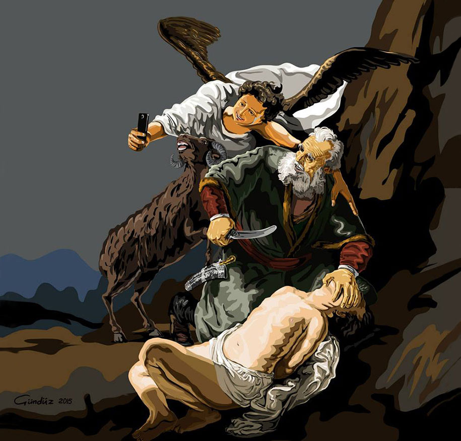 religious-satire-holy-selfie-gunduz-agayev-azerbaijan-9