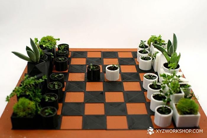 3D-printed-planter-pot-chess-set-kae-woei-lim-elena-low-xyzworkshop-16