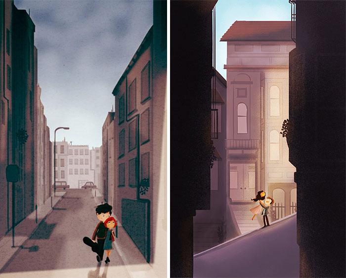 couple-everyday-love-art-illustrations-nidhi-chanani-19