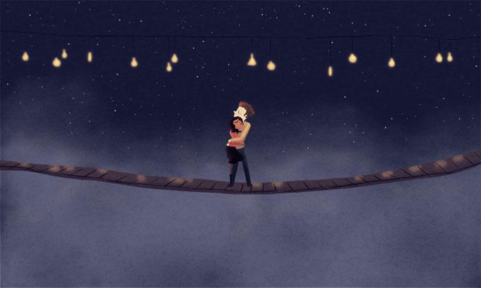 couple-everyday-love-art-illustrations-nidhi-chanani-24