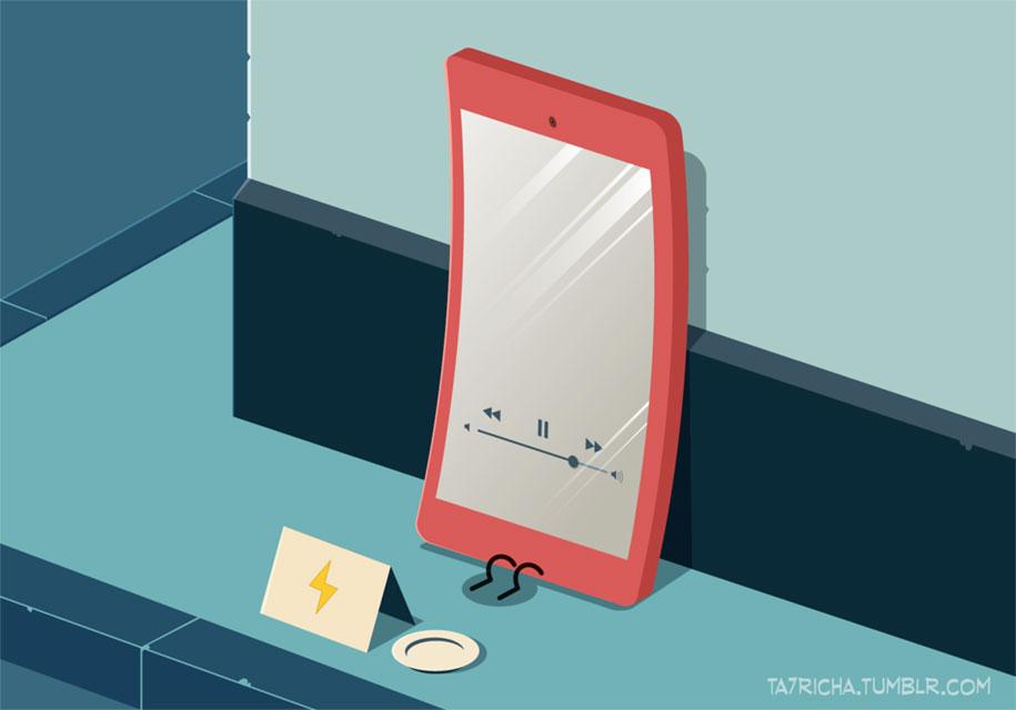 cute-illustrations-everyday-object-lives-salim-zerrouki-ta7richa-18