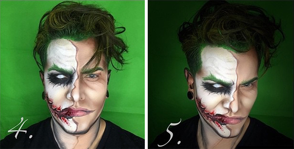 make-up-body-paint-comic-book-superhero-cosplay-argenis-pinal-14