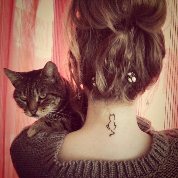 minimalist-animal-cat-tattoos-4