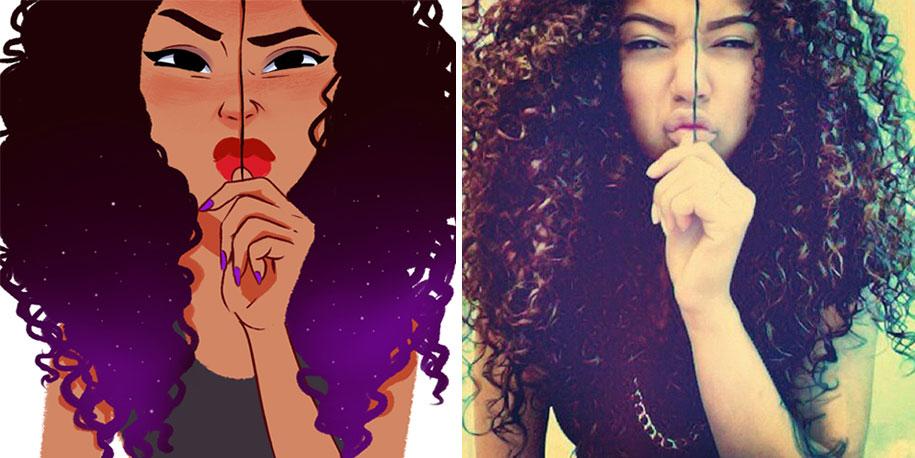 random-photos-redrawn-cartoons-julio-cesar-brasil-1