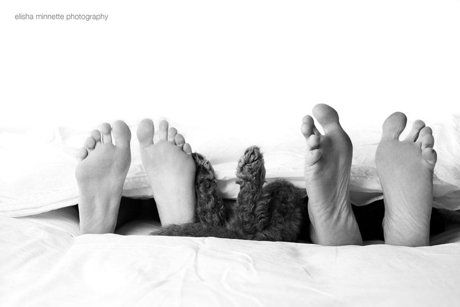 tired-baby-questions-dog-newborn-photoshoot-elisha-minnette-photography-7