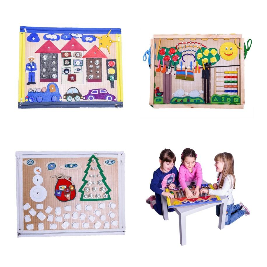 Smart board eco toys for preschool