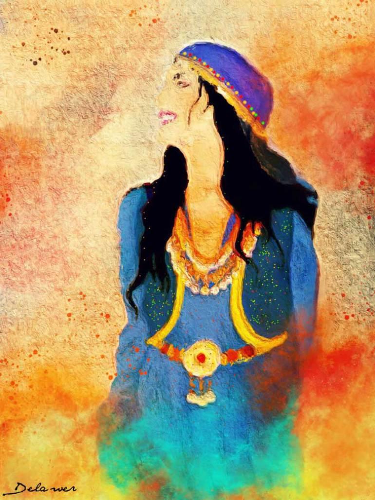 Kurdish Woman