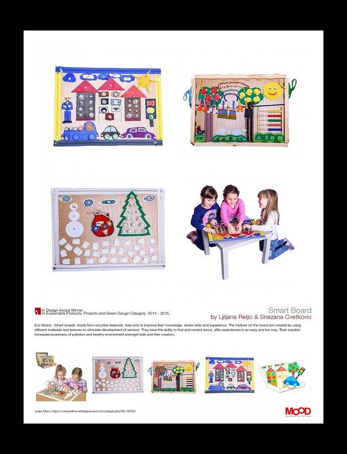Eco toys for preschool