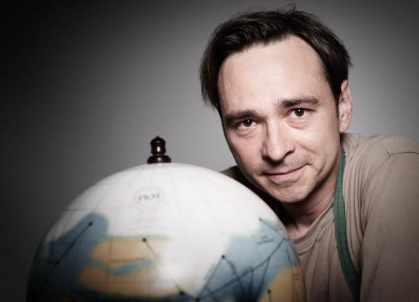 The 12-Inch Mars Globe By PKM