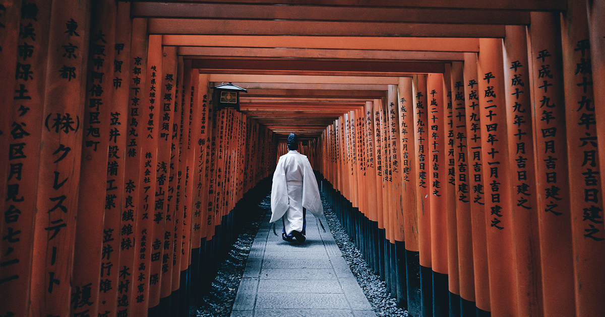Japanese Street Photographer Captures The Beauty Of Everyday Life In Japan Demilked
