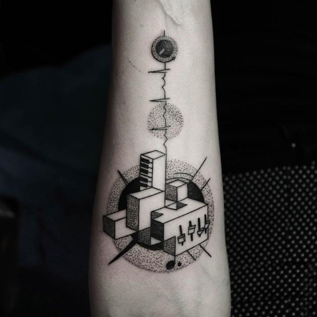 line-dot-black-white-animal-geometric-tattoos-okan-uckun-turkey-7
