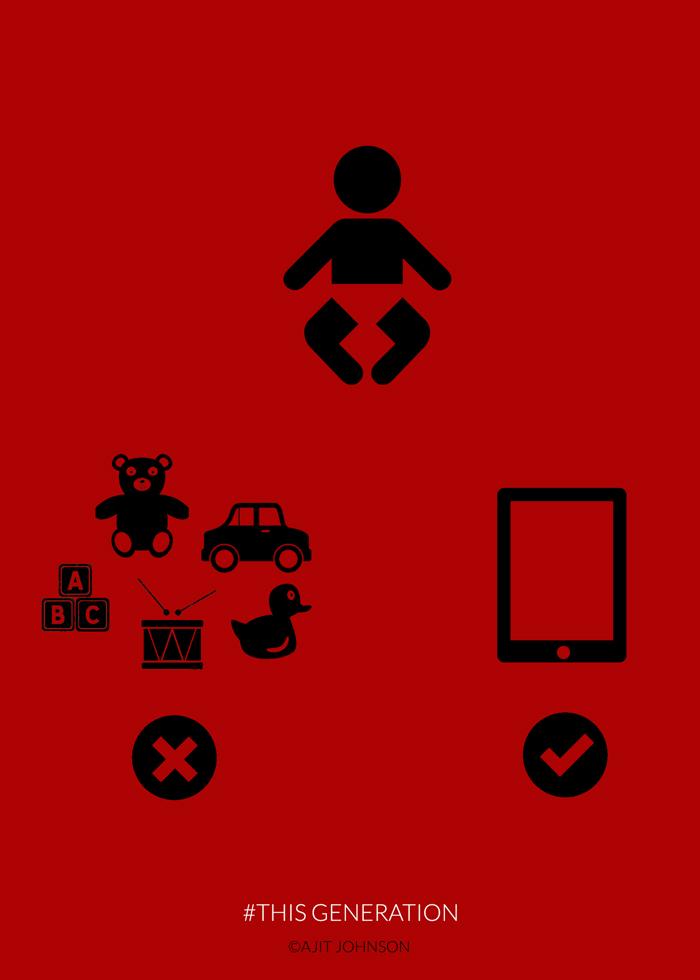 minimalistic-illustration-technology-obsession-this-generation-ajit-johnson-14