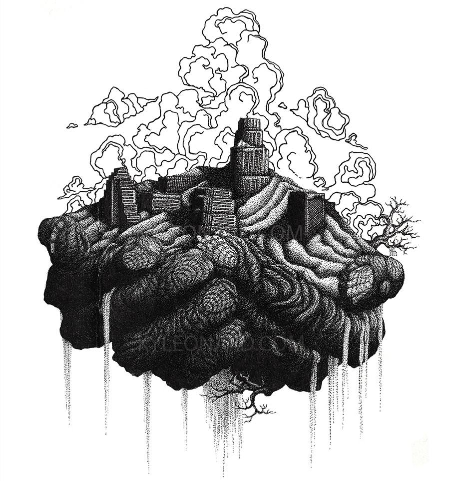 surreal-pointillism-stippling-dot-art-kyle-leonard-10