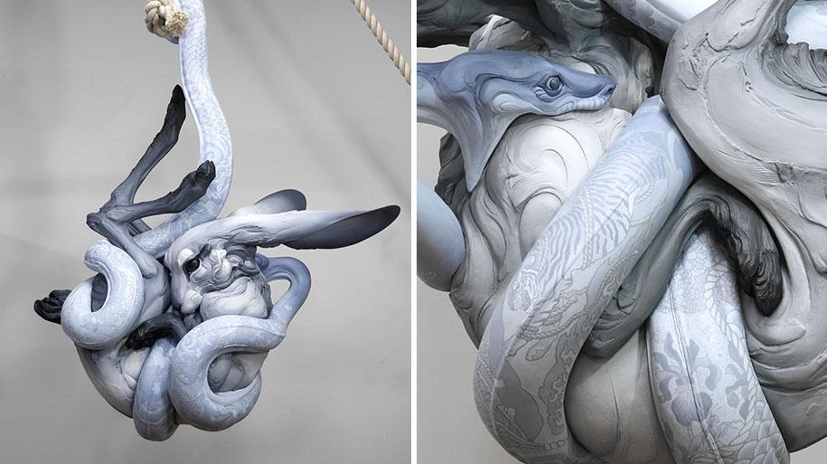 terrible-animal-sculptures-expressing-human-psychology-beth-cavener-stichter-2