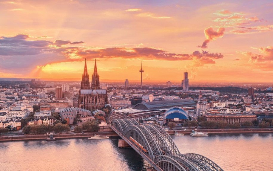 10- Cologne, Germany